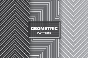 Geometric Vector Patterns #60