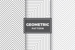 Geometric Vector Patterns #59