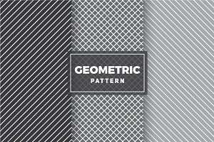 Geometric Vector Patterns #58