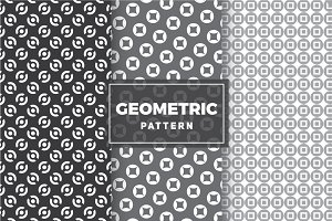 Geometric Vector Patterns #56