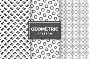 Geometric Vector Patterns #55