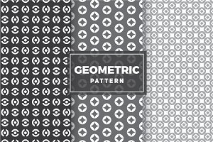 Geometric Vector Patterns #54