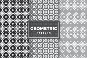 Geometric Vector Patterns #52