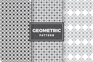 Geometric Vector Patterns #51