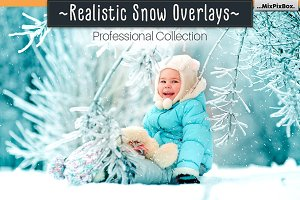 Realistic Snow Overlays