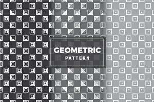 Geometric Vector Patterns #70