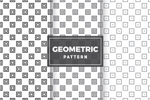 Geometric Vector Patterns #69