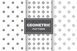 Geometric Vector Patterns #67