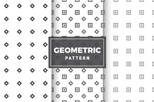 Geometric Vector Patterns #65