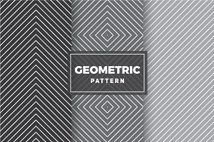 Geometric Vector Patterns #64
