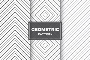 Geometric Vector Patterns #63