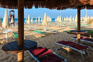 Beach Maldives of Salento, Puglia, I