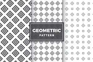 Geometric Vector Patterns #79