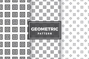 Geometric Vector Patterns #77