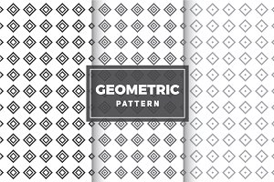 Geometric Vector Patterns #71