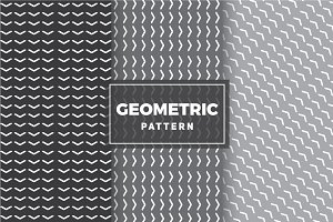 Geometric Vector Patterns #90