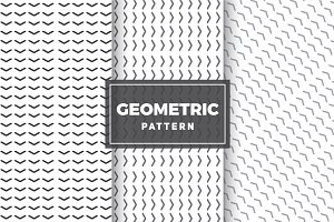 Geometric Vector Patterns #89