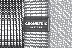 Geometric Vector Patterns #88