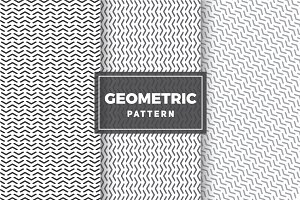 Geometric Vector Patterns #87