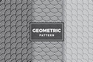Geometric Vector Patterns #86