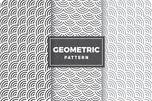 Geometric Vector Patterns #85