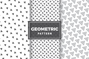 Geometric Vector Patterns #82