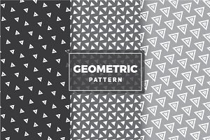 Geometric Vector Patterns #81