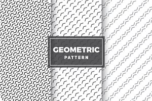 Geometric Vector Patterns #99