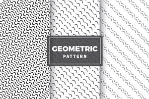 Geometric Vector Patterns #97