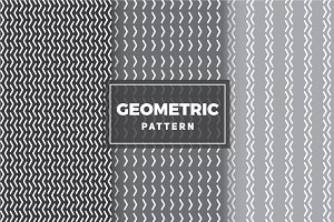 Geometric Vector Patterns #96
