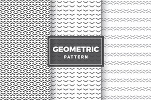 Geometric Vector Patterns #95
