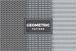 Geometric Vector Patterns #92