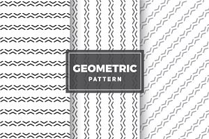 Geometric Vector Patterns #91