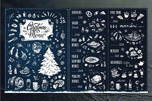 Christmas menu!