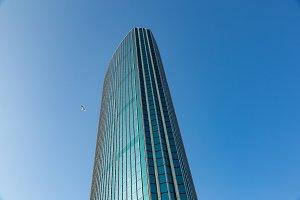 The World Trade Center in Rotterdam.