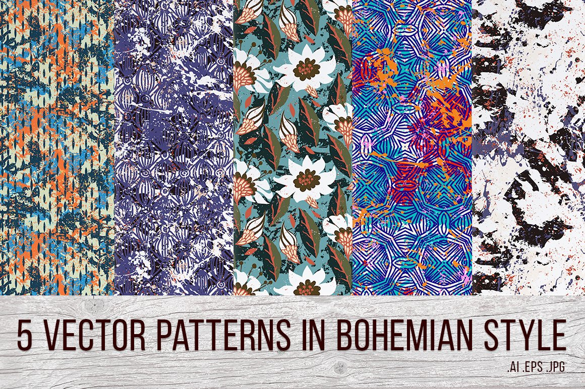 Bohemian Patterns Best Inspiration