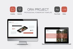 Ora Powerpoint Template