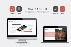 Ora Keynote Template
