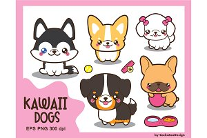 Kawaii dog breeds