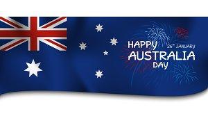 Australia day design