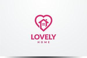 Lovely Home Logo