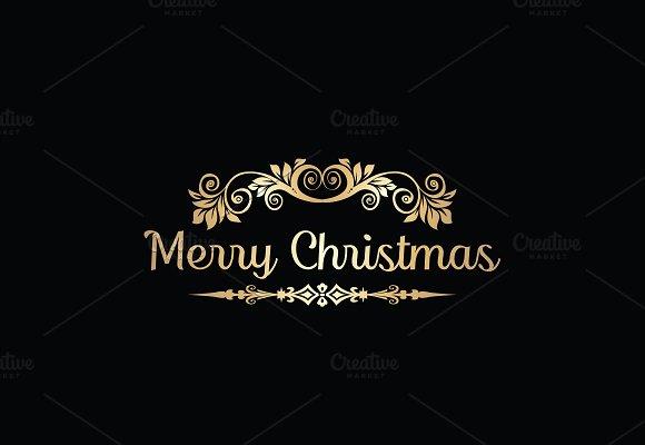 christmas4 – Logo Template