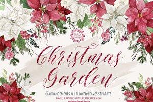 Christmas Garden design