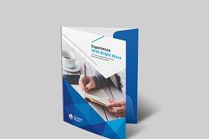 Corporate Folder Design