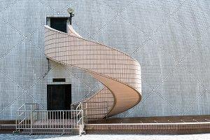 staircase exterior