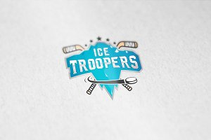 Ice Troopers logo