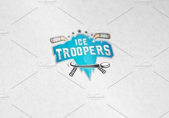 Ice Troopers logo