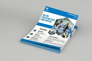 Business Flyer Template V676