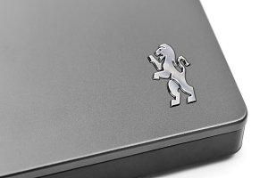 3D Metal Logo MockUp