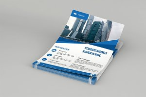 Corporate Flyer Template V677